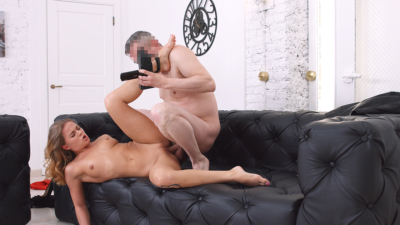 Puffy Porno Audition Unexperienced