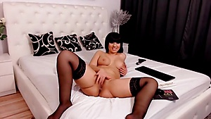 Hotty Is Greedy For Your Man-meat