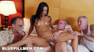 Staycation With A Mexican Ultra-cutie Named Nikki Kay On Bluepillmen (bpm15078)